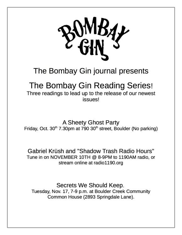 BombayGin2015Flier